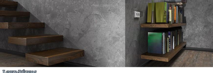 Loft-Beton декоративные штукатурки